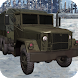 Snow Army Truck Transport by Paritech