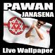 Pawan Janasena Live Wallpaper by Chambel Games