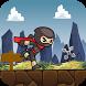 Super Runner Jumping Ninja by Games Top