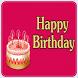 Happy Birthday by Dress Mobi