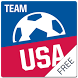 World Cup USA Soccer Team Free by Evan Mullins