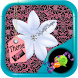 Simply Lovely GO SMS Pro Theme by Beyoutiful Designs