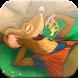Pinchpenny Mouse Storybook fairytale by Serkan Bakar