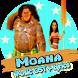 Ost. for Moana Song + Lyrics by Senandung Lagu Indah Pertiwi