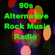 90s Alternative Rock Music Radio by MusicRadioApp