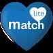 Lite for Match - Meetup Singles