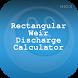 Rectangular Weir Calci by HIOX Softwares Pvt Ltd