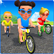 Baby Bicycle Rider Race 3D by KidRoider