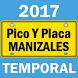 Pico y Placa Manizales by Carlos E. Carmona
