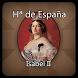 Historia de España - Isabel II by Jeremy Alvarez