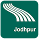 Jodhpur Map offline by iniCall.com