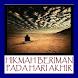 HIKMAH BERIMAN PADA HARI AKHIR