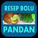 Resep Bolu Pandan by GungunApps