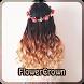 Flower Crown by Jude Swanson