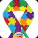 Autism Awareness Fidget Spinner
