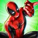 Flying Iron Spider - Rope Superhero 2018