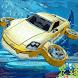 Underwater Flying Car Game