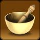 Singing Bowl for Mediation by redline.mobi