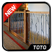 Railing Design Ideas by totodroid