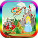 Princesses Coloring Book Kids by Appsoft4u