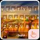 Pumpkin Field Keyboard Theme by Fashion News