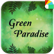 Green Paradise XperiaN Theme by MobileTinker