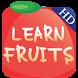 Learn Fruit Names : Kids Quiz by ScreenShot