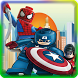 Super Hero Spider Game Puzzle by Dungdee Games inc.