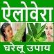 Aloe Vera Usesएलोवेरा के फायदे by APPSGK