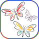 Butterfly Coloring Book by Free Apps House