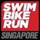 Swim Bike Run SG by NewLeaf