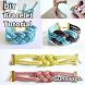 DIY Bracelet Tutorial by Gunaapps
