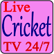 Live Cricket TV & Score Update by Appsdream