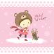 Winter Girl Atom Theme by DLTO