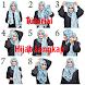 Cara Memakai Jilbab Lengkap by dody develop
