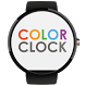 Color Clock Watch Face by xSor
