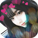 Heart Crown Photo Editor by Diamond Square Art