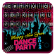 New Year Party 2018 Keyboard Theme by Keyboard Theme Creator
