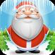 Santa's Winter Sleigh Jumper by Wayne Hagerty