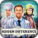 Find the Difference My Job by Difference Games LLC
