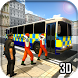 Police Bus Prison Duty Driver by Boombit king