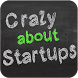 Crazy About Startups by Array MediaGraphics & Systems