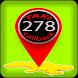 Такси 278 - онлайн заказ такси by 278 Такси