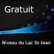 Niveau du Lac St-Jean Gratuit by AndroidSTT