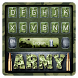 Army Camo bullets Keyboard Theme by Pink Theme Designer