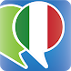 Learn Italian Phrasebook by L-Lingo | VocLab