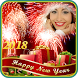 Happy New Year Photo Frame Editor Effects 2018 by Apps n Maps