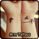 Best Arm Tattoos by Heidi Haptonseahl