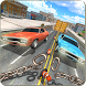Chained Cars - Multiplayer Racing by Survival Games Craft - Free Action & Simulation 3D