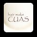 hair make CUAS by ジョイントメディア